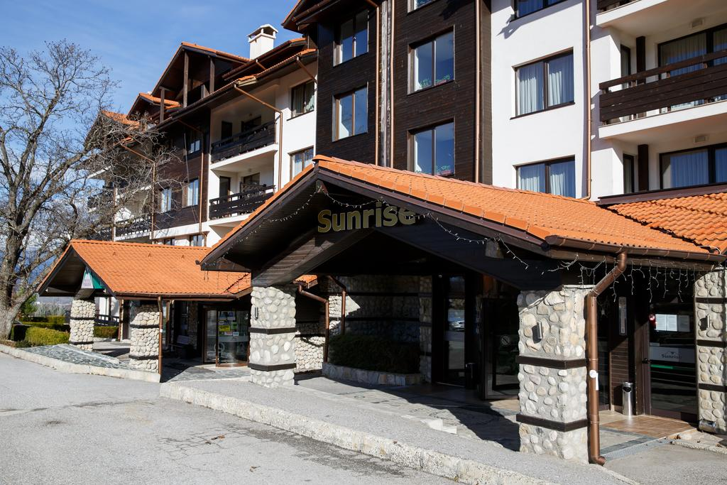 Studio for sale in Sunrise Complex, Bansko