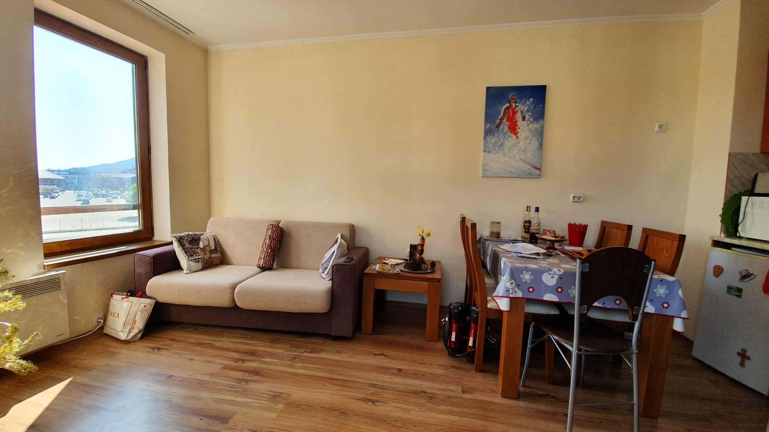 1-bedroom apartment near the Gondola lift in Bansko
