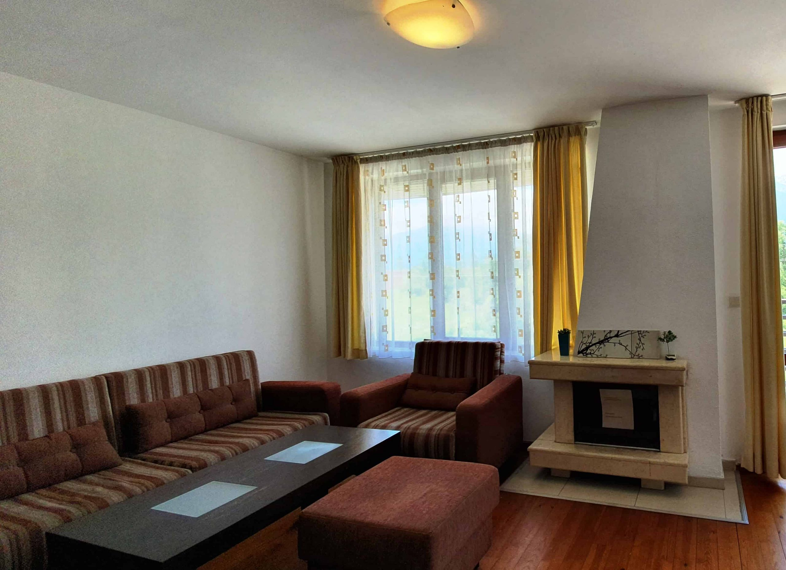 3-bedroom apartment with mountain view Redenka Holiday Club