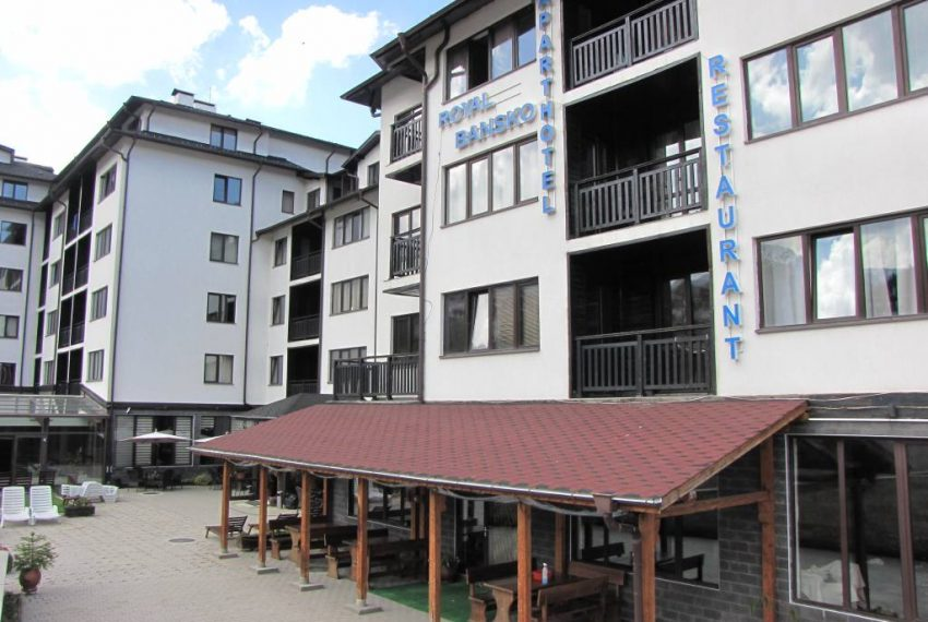 One-bedroom apartment for sale in Royal Bansko