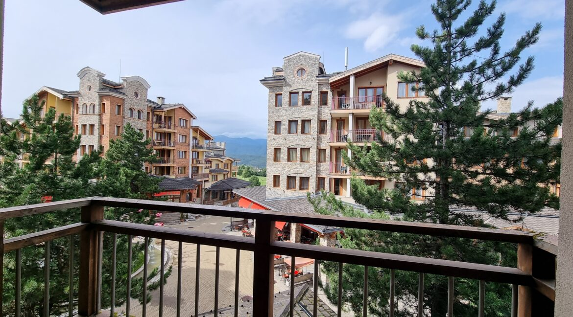 One-bedroom apartment in Pirin Golf (20)