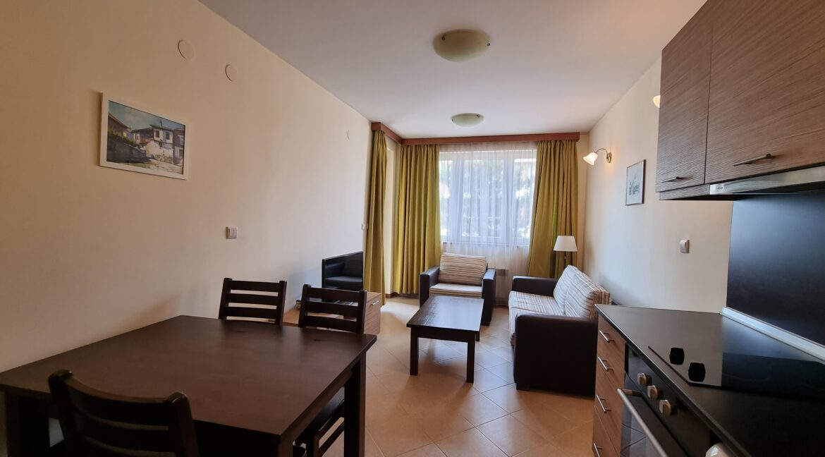 One-bedroom apartment in Pirin Golf (22)