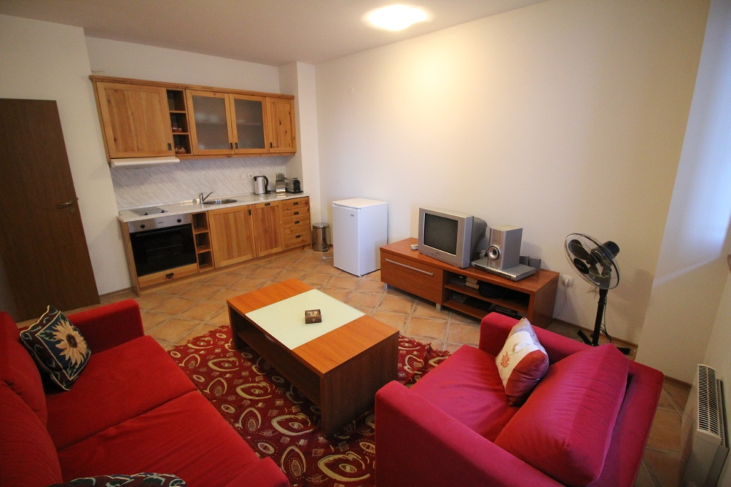 One-bedroom apartment for sale in Murphys Lodge, Bansko