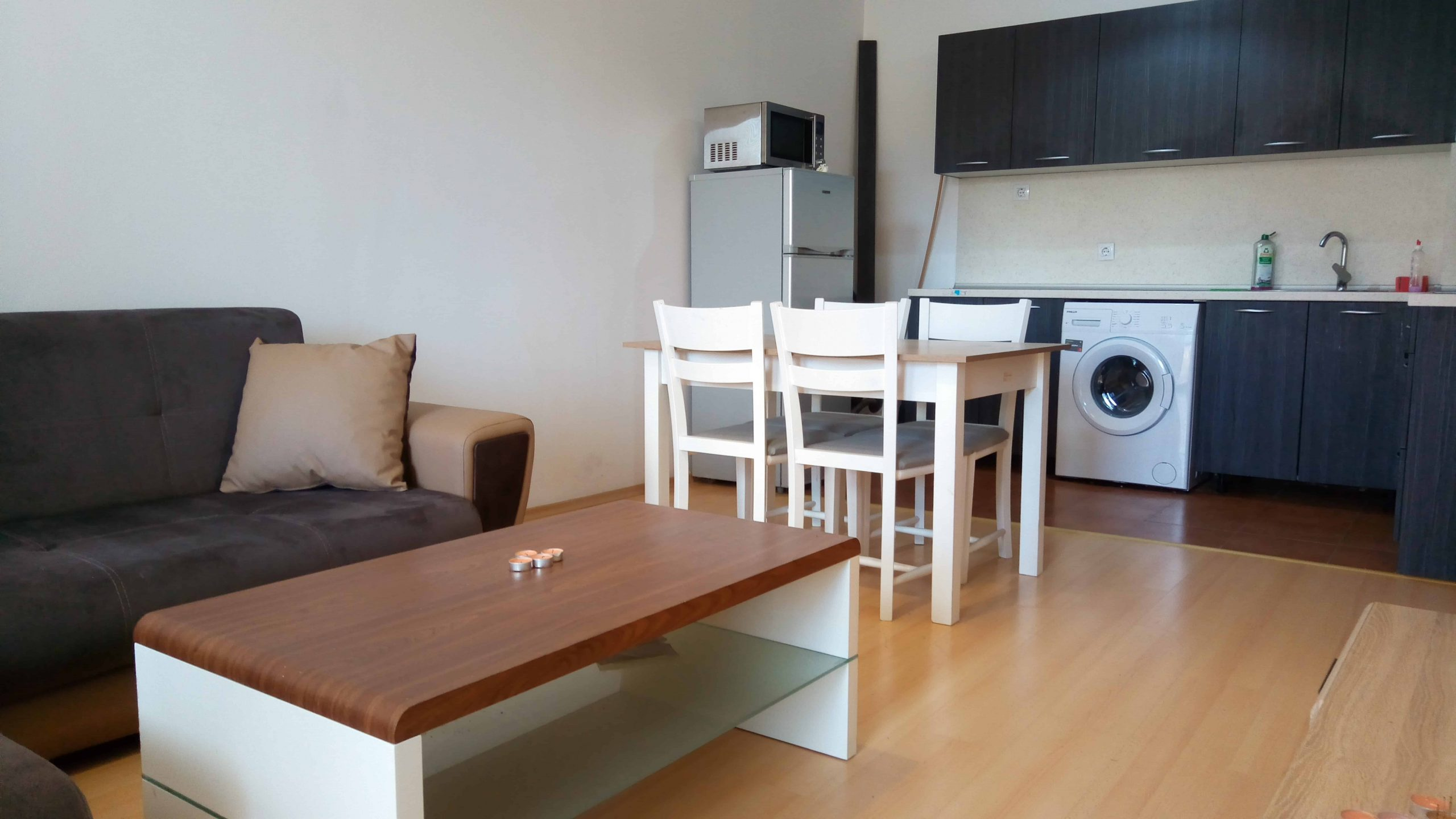 1 bedroom apartment in a residential building