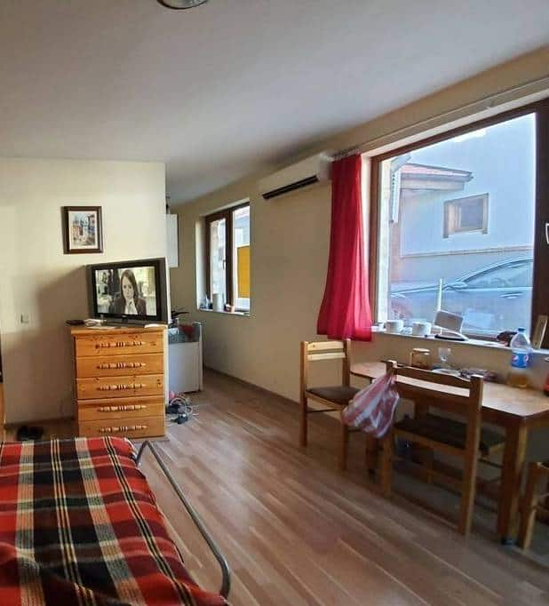 2 bedroom apartment for sale in Bansko. No maintenance fee.