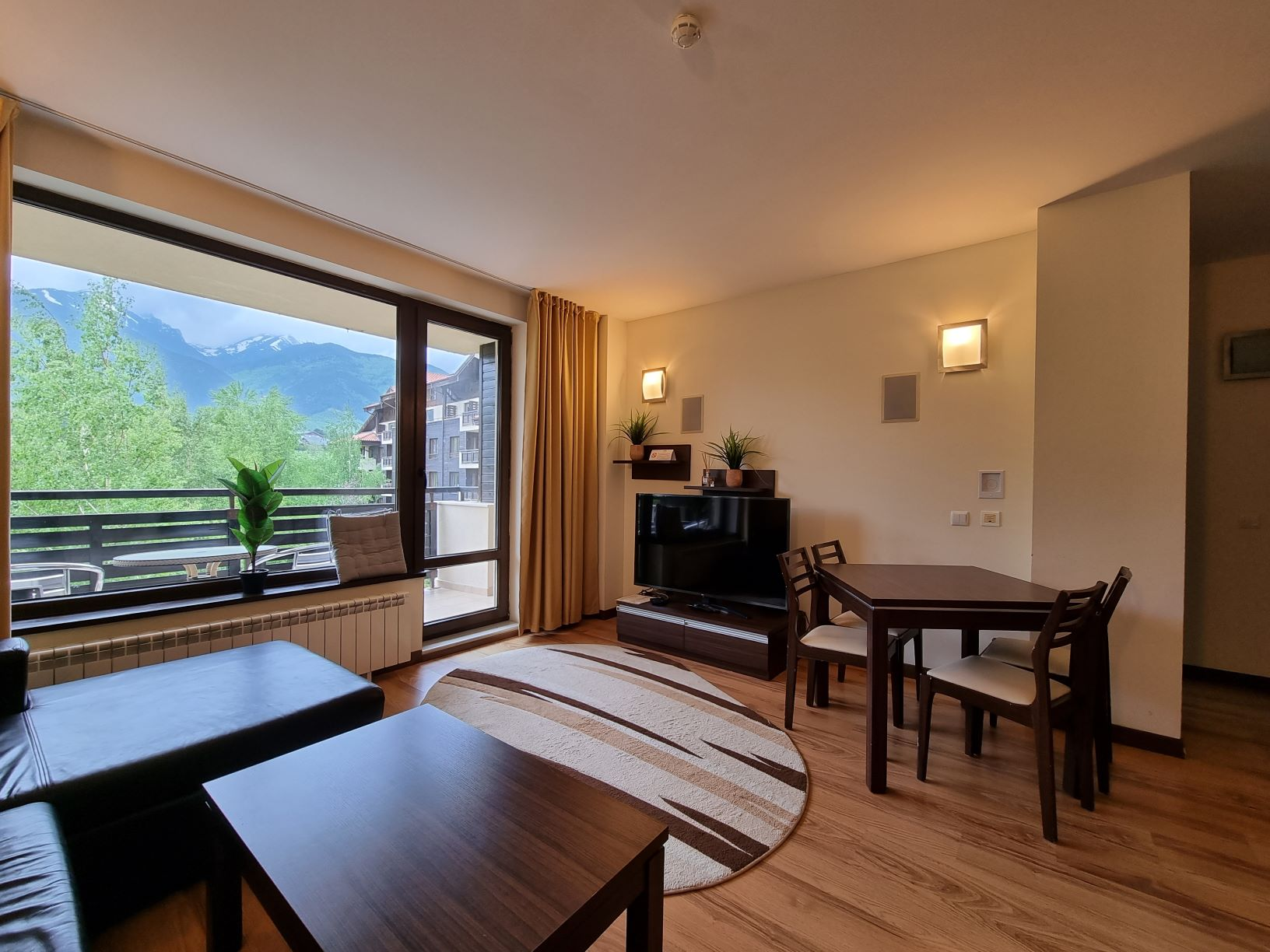 2 bedroom apartment with mountain view in Terra Complex