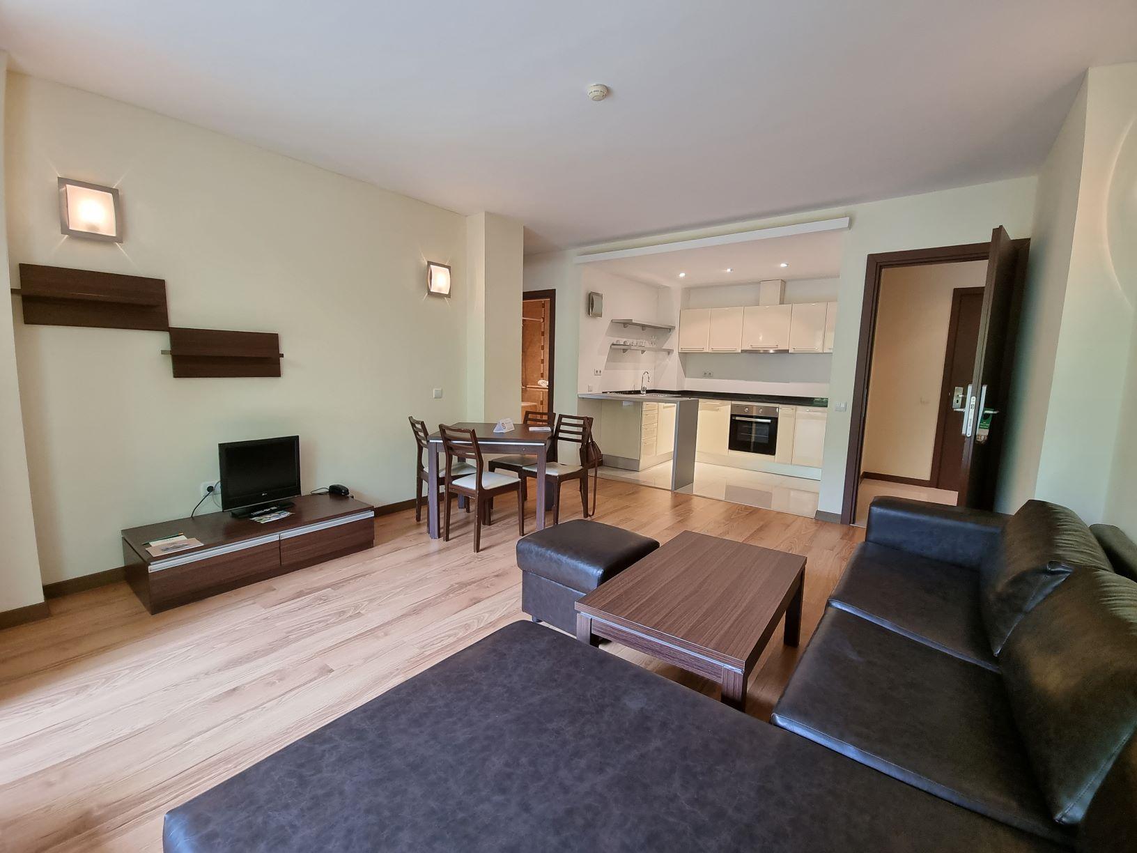 Ground floor 2 bedroom apartment in Terra Complex