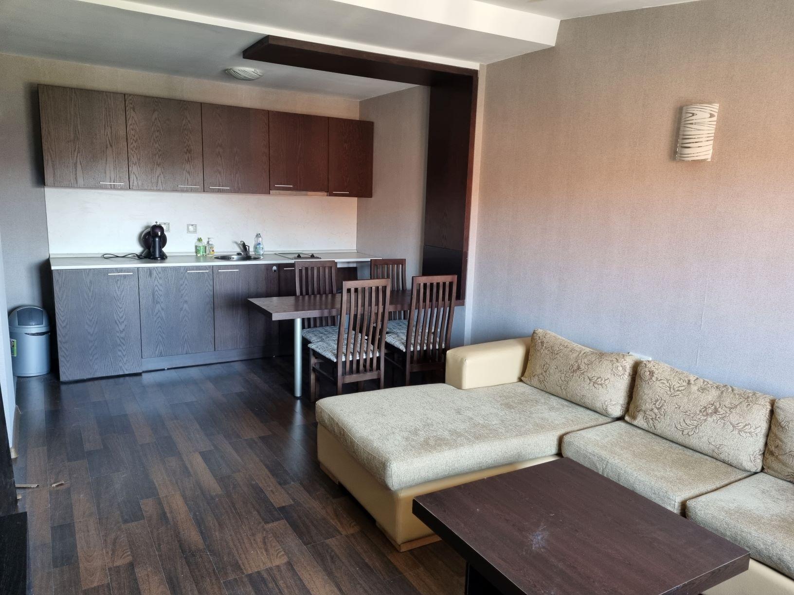 2-bedroom apartment in Aspen House Bansko