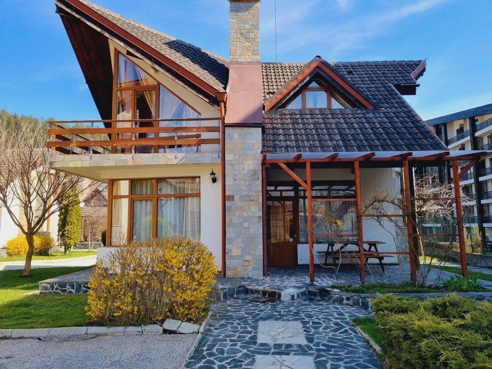 3 bedroom chalet for sale in Redenka Holiday Club near Bansko