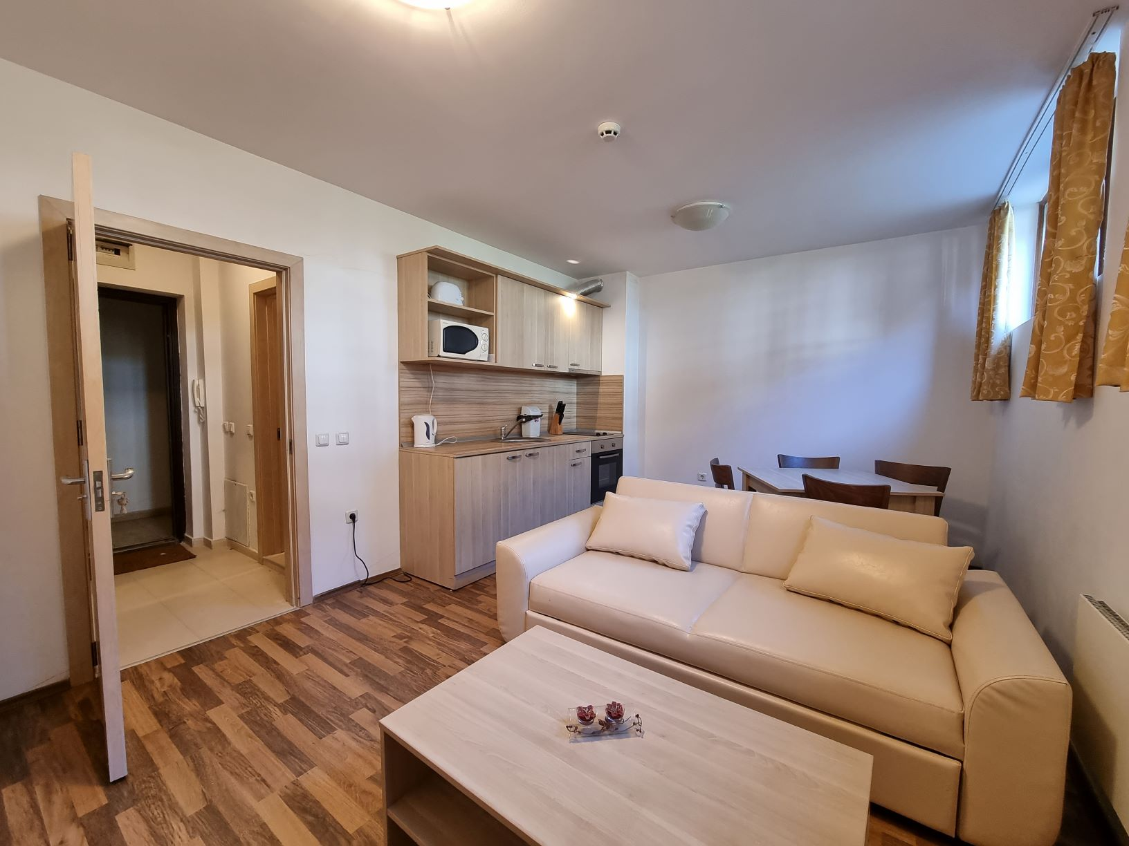Budget studio for sale in Pirin Heights Bansko